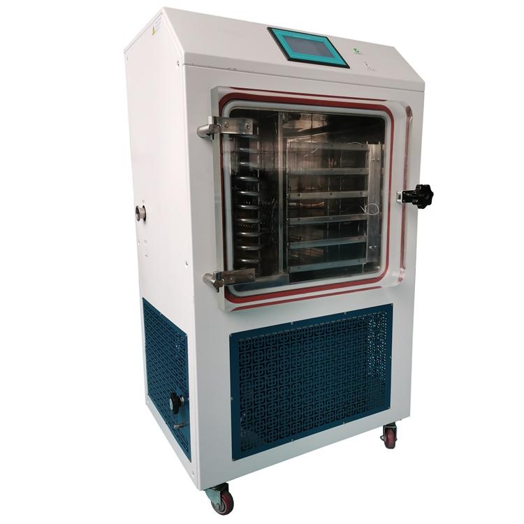LGJ-50FD中试型酶制品冷冻干燥机