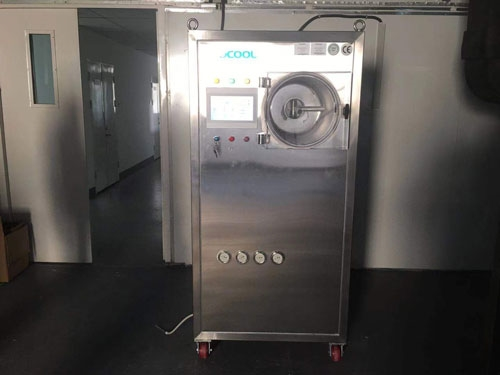 天津诺迈科技采购博医康Pilot10-15T冻干机  来源:www.boyikang.com