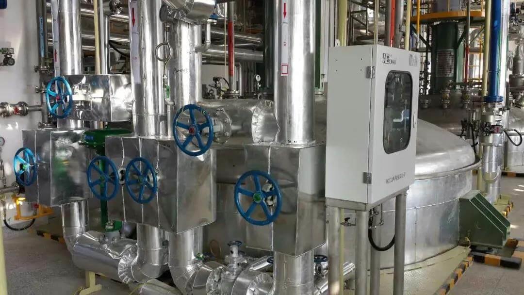 艾伊科技反应釜在线氧含量分析仪