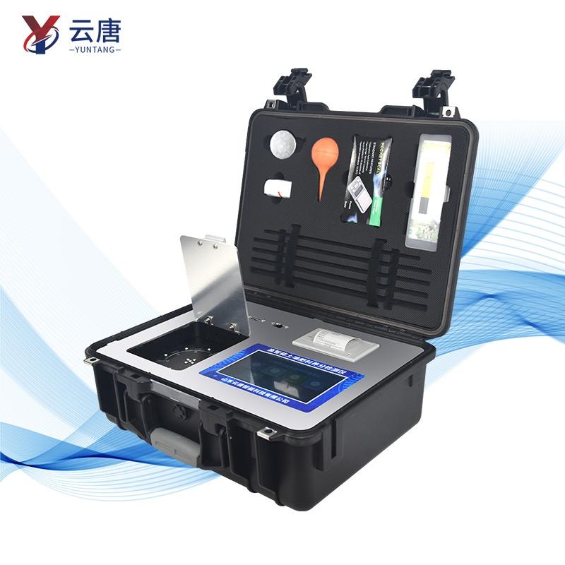 土壤检测哪些仪器设备@云唐告诉您!