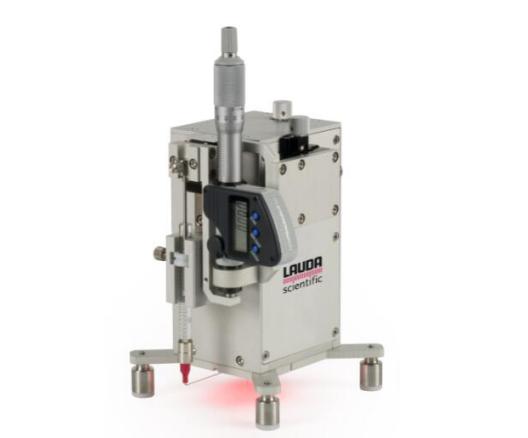 俯视法接触角测量仪LSA MOB-X