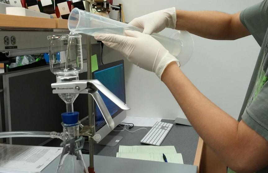 分析水质钠离子含量