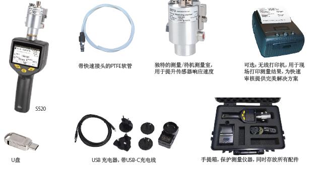S520选配件