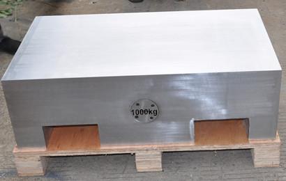500公斤不锈钢砝码