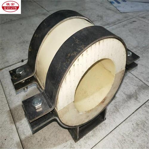 河北桂金管托化工部标准管托 管道导向管托