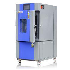 可程式節能型恒溫恒濕試驗箱150L檢測數據