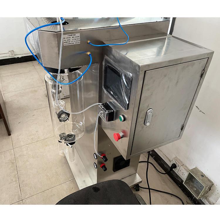 高硼硅玻璃小型喷雾干燥机