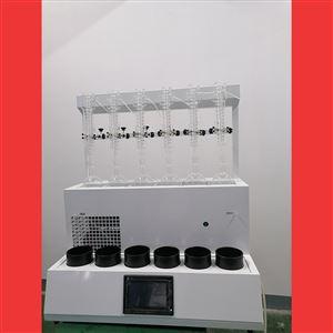 化学分析用蒸馏器 全自动自动蒸馏仪