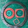 DN250非石棉橡胶垫片 耐油石棉板垫来图定制异形